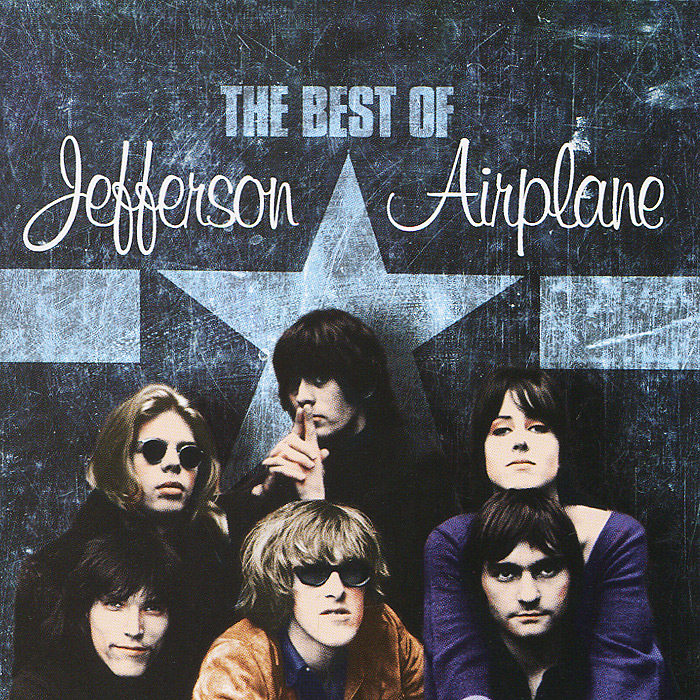 Jefferson Airplane Jefferson Airplane. The Best Of jefferson starship the definitive concert