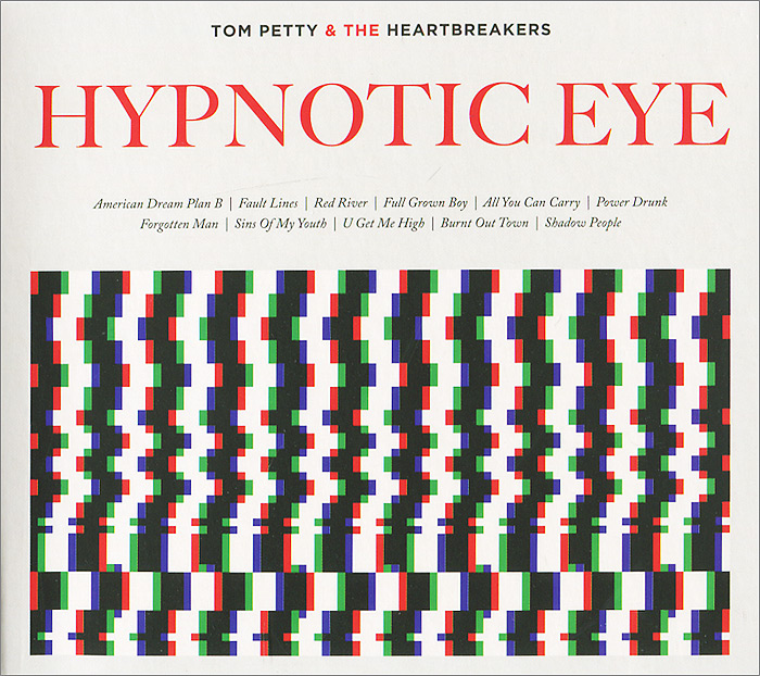 Tom Petty And The Heartbreakers Tom Petty and the Heartbreakers. Hypnotic Eye vermeer and music