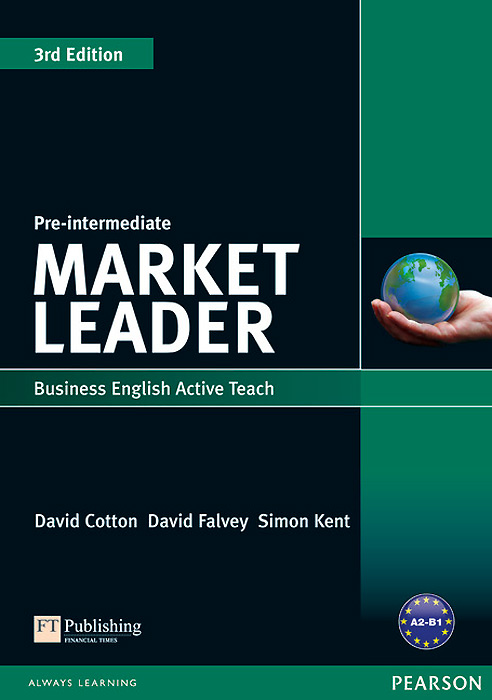 Market Leader: A2-B1: Pre-Intermediate (CD-ROM) choices pre intermediate teacher s book dvd rom