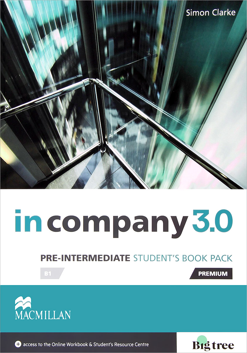 In Company 3.0: Pre-Intermediate: Student's Book Pack feie company digital programmable mini in ear hearing amplifier cic aparelho auditivo invisivel s 12a online sale