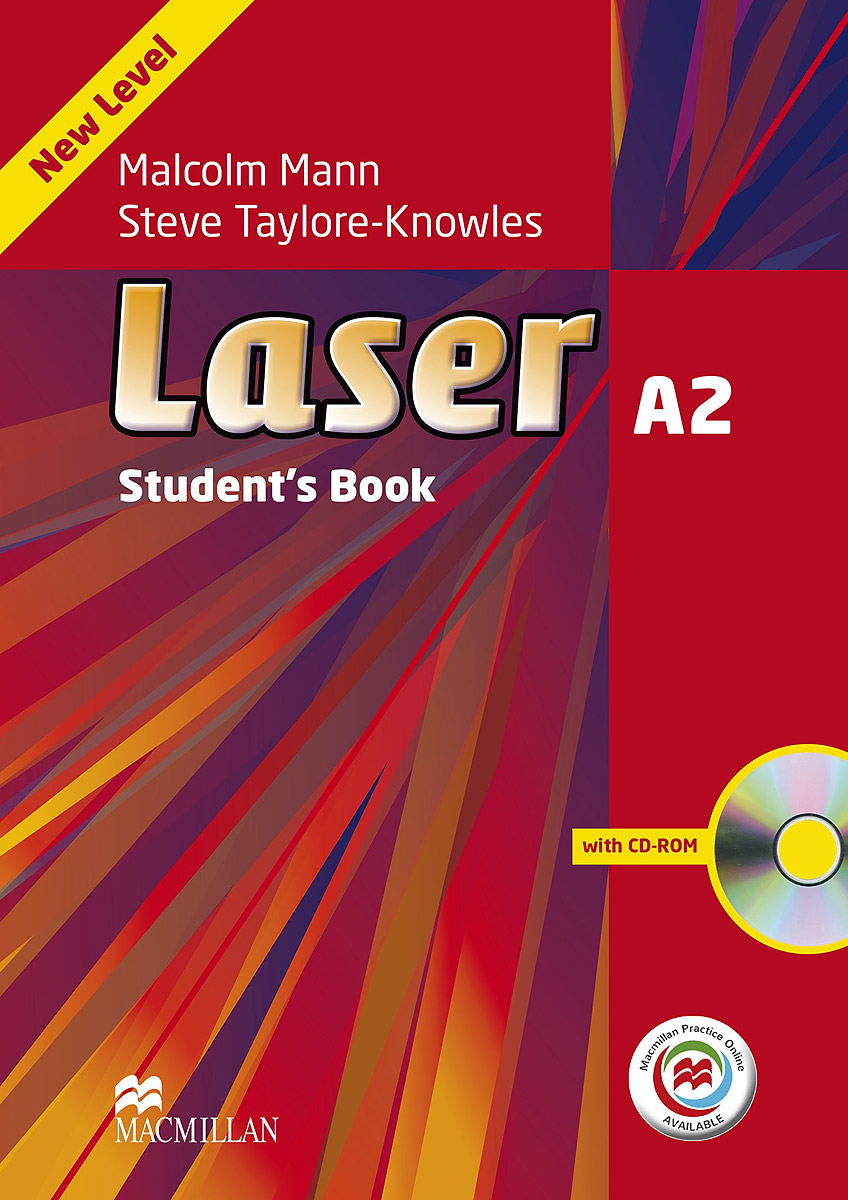 Laser A2: Student's Book: Macmillan Practice Online (+ CD-ROM) objective ielts advanced student s book with cd rom