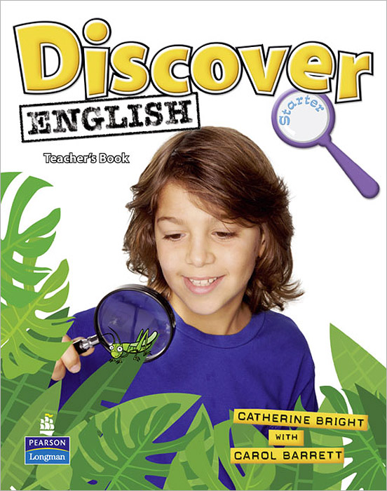 Discover English: Stater: Teacher's book understanding and using english grammar workbook