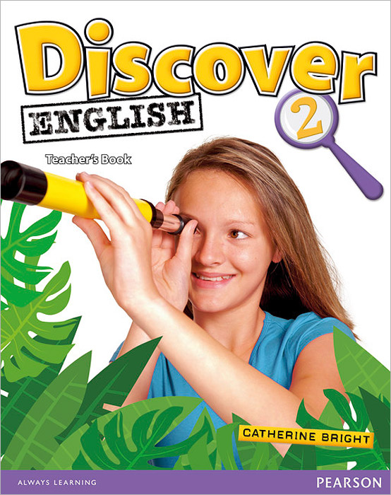 Discover English: Level 2: Teacher's book understanding and using english grammar workbook