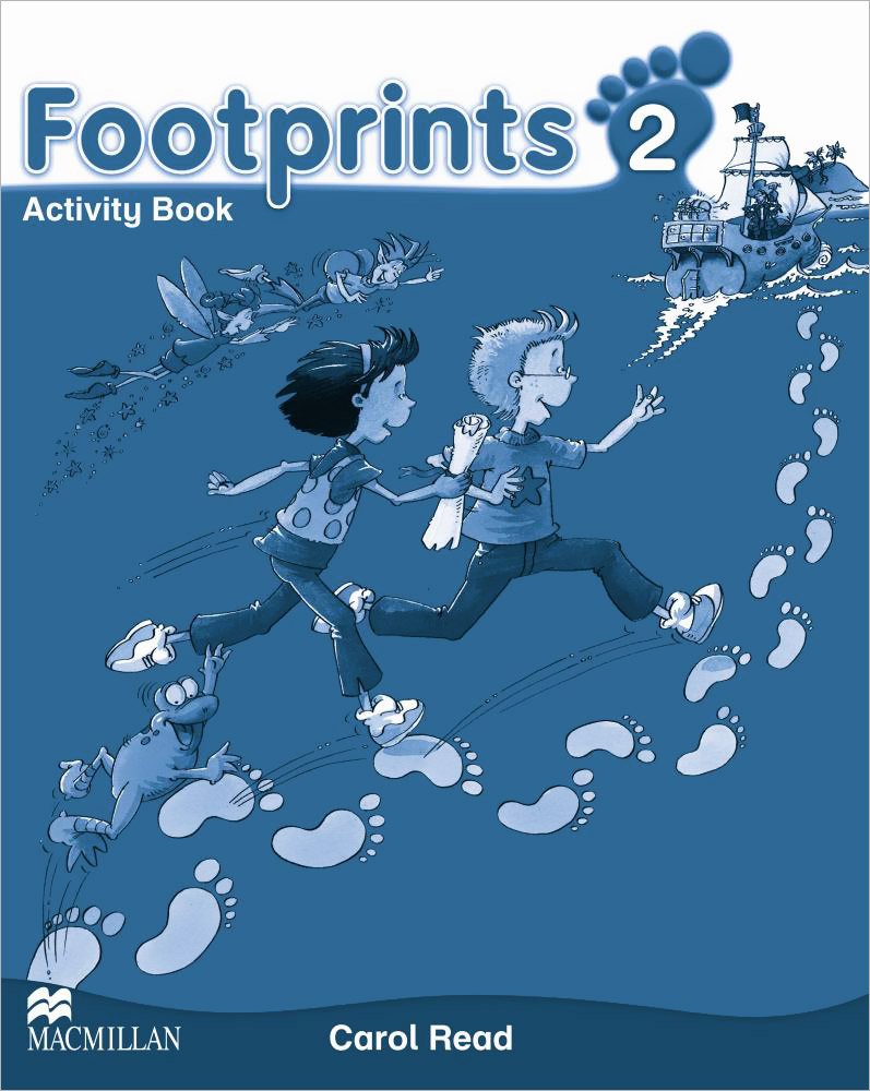 Footprints: Level 2: Activity Book new and original cs1w id231 omron plc input unit