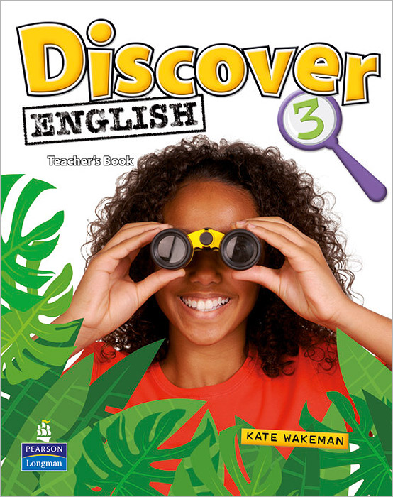 Discover English: Level 3: Teacher's book english with crosswords 3 dvdrom