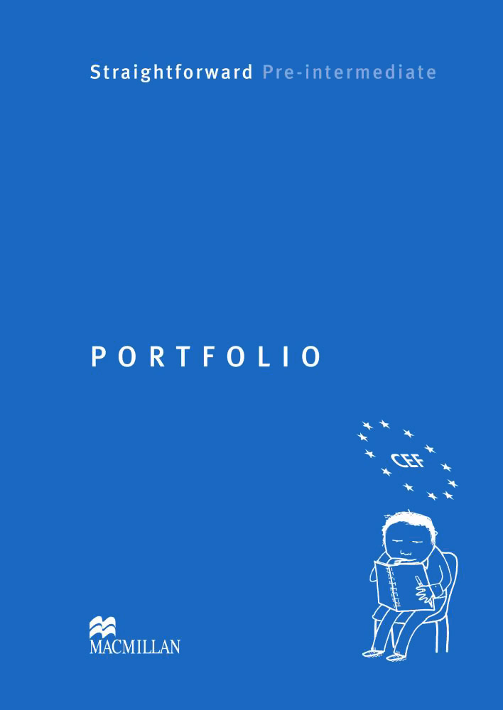 Straightforward: Pre-Intermediate: Portfolio