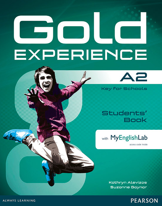 Gold Experience A2: Students' Book (+ DVD-ROM) gold experience a2 workbook without key