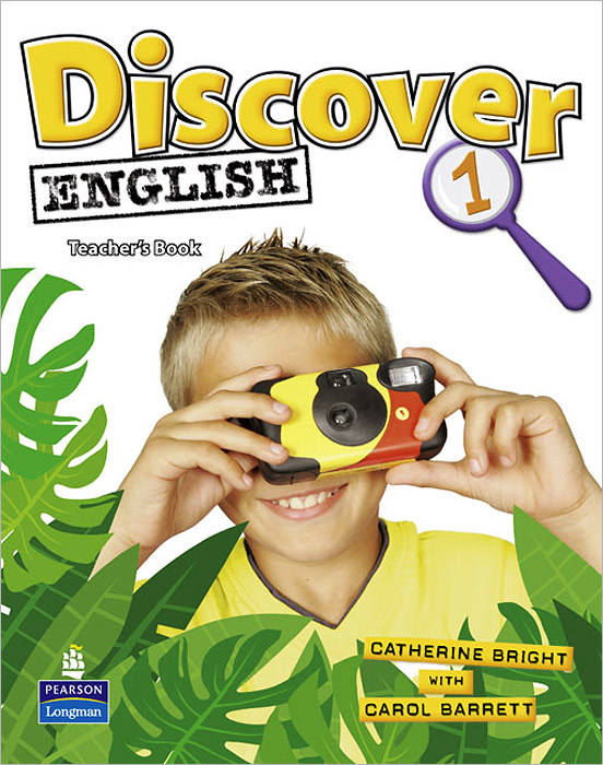 Discover English: Level 1: Teachers Book understanding and using english grammar workbook