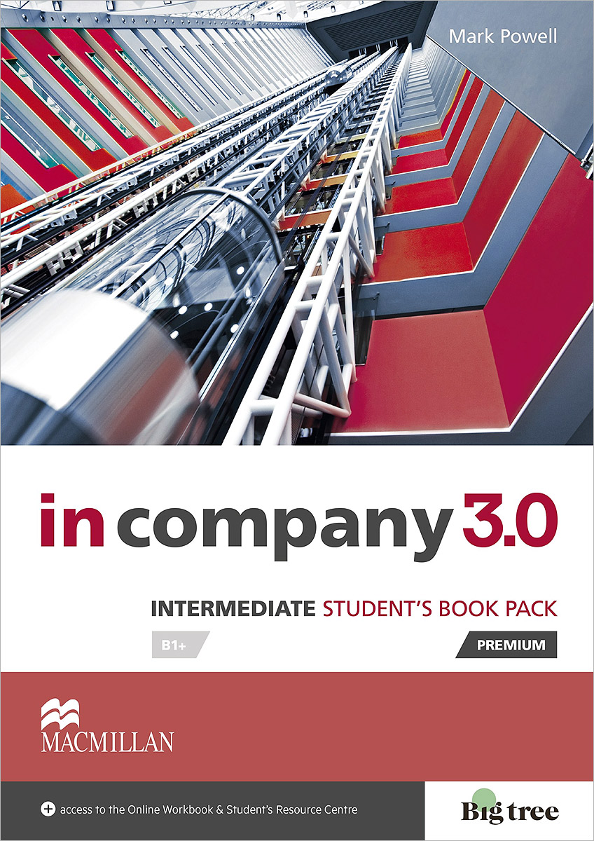In Company 3.0: Intermediate: Student's Book Pack