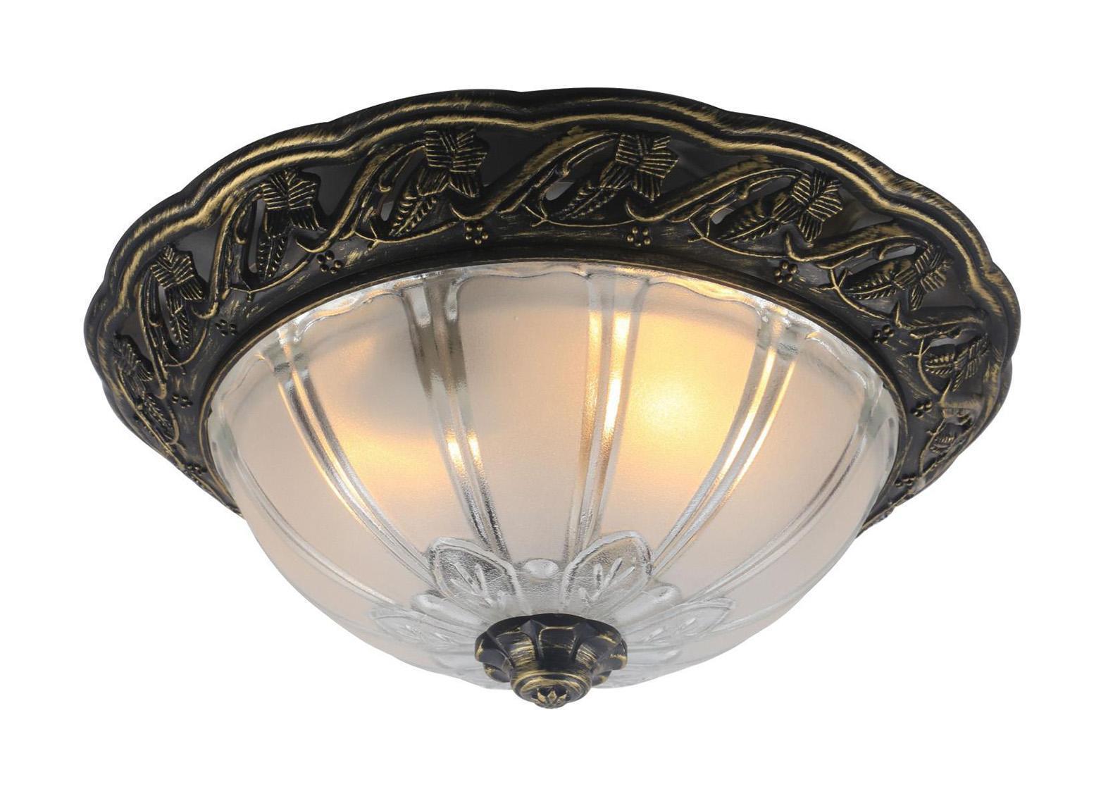 A8003PL-2AB PIATTI Потолочный светильник arte lamp piatti a8003pl 2ab