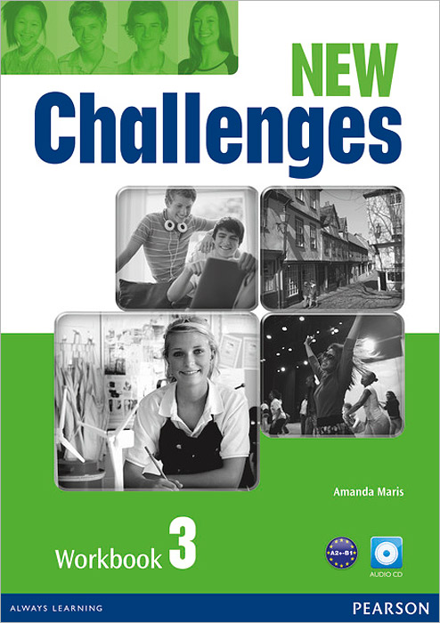 New Challenges 3: Workbook (+ CD) urbanization and urban environmental challenges