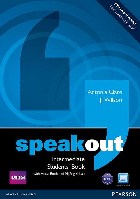 Speakout: Intermediate: Students' Book (+ DVD) speakout starter student s book with dvd myenglishlab 2ed