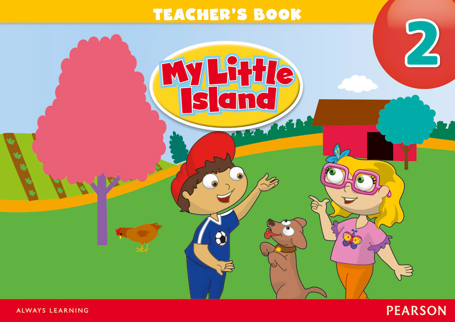 My Little Island: Level 2: Teacher's Book touchstone teacher s edition 4 with audio cd