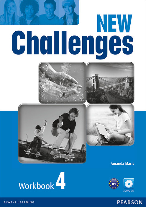 New Challenges 4: Workbook (+ CD) urbanization and urban environmental challenges