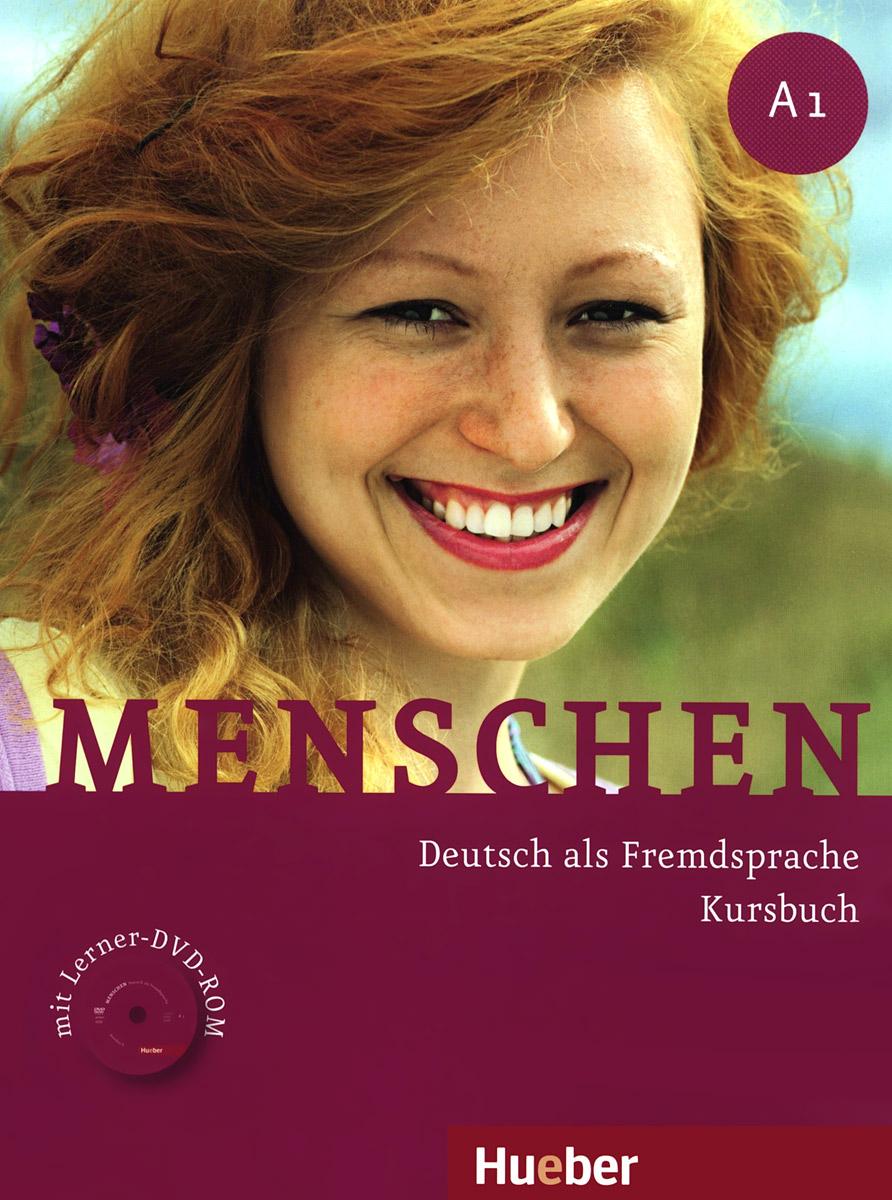 Menschen: Deutsch als fremdsprache kursbuch: A1 (+ DVD-ROM) наручные часы pierre lannier 074k698