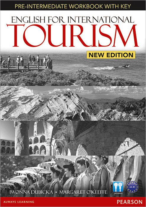 English for International Tourism: Pre-intermediate: Workbook with Key (+ CD) roberts rachael sayer mike insight pre intermediate workbook