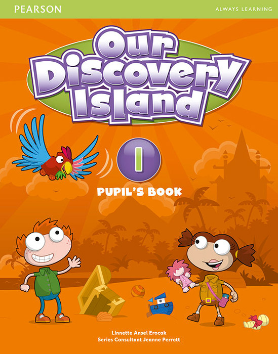 Our Discovery Island 1: Pupil's Book our discovery island 4 audio cd 3 лцн