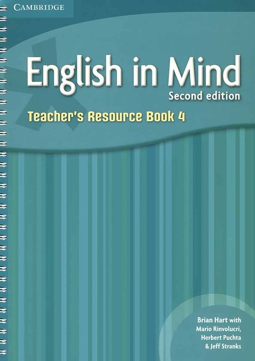 English in Mind: Level 4: Teacher's Resource Book clarke daniela oxford grammar for schools 4 teachers book with audio cd