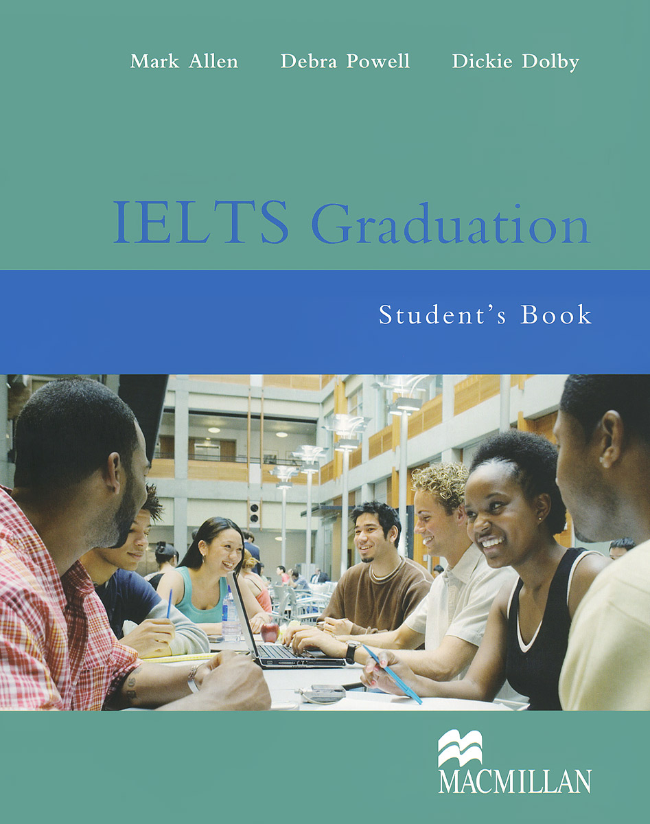 IELTS Graduation: Student's Book c160 u200 150