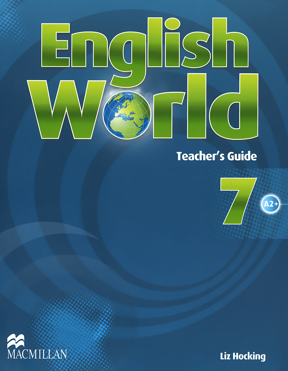 English World 7: Teacher's Guide barrow tzs1 a02 yklzs1 t01 g1 4 white black silver gold acrylic water cooling plug coins can be used to twist the