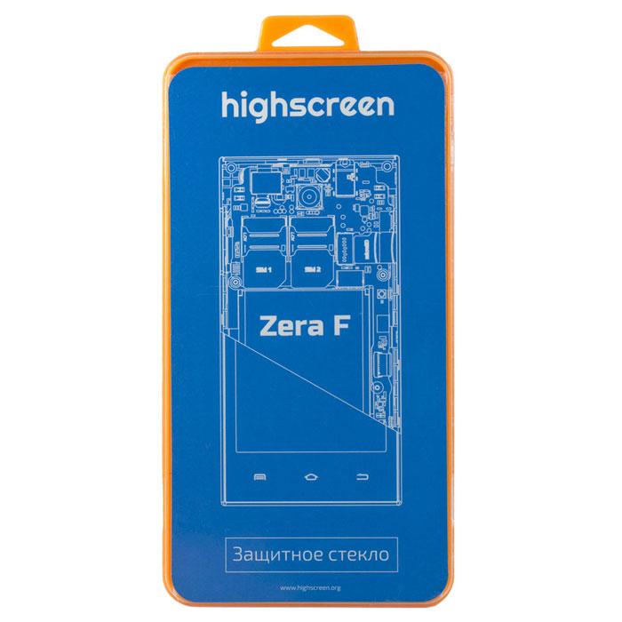 Highscreen защитное стекло для Zera F22334Оригинальное защитное стекло для смартфона Highscreen Zera F выполнено из настоящего стекла со специальной технологической обработкой. Толщина стекла составляет 0.3 мм, а твёрдость 8-9 Н, в то время как у защитных пленок твердость в 3 раза ниже. Благодаря этому даже такие острые предметы, как ножи или ключи не смогут его поцарапать, и экран телефона будет надежно защищен от царапин, потертостей и других повреждений. Cиликоновое покрытие и определенная степень гибкости позволяют защитному стеклу легко крепится на смартфон, а при снятии не оставлять разводов и липких следов. Защитное стекло для смартфона Highscreen Zera F прозрачно, сохраняет четкость изображения и цветопередачу экрана. Оно совершенно не влияет на удобство и ощущения эксплуатации сенсорного экрана. Защитное стекло Highscreen безопасно. У него есть связывающая пленка, которая не даст разлететься осколкам, в случае его сильного повреждения при эксплуатации.