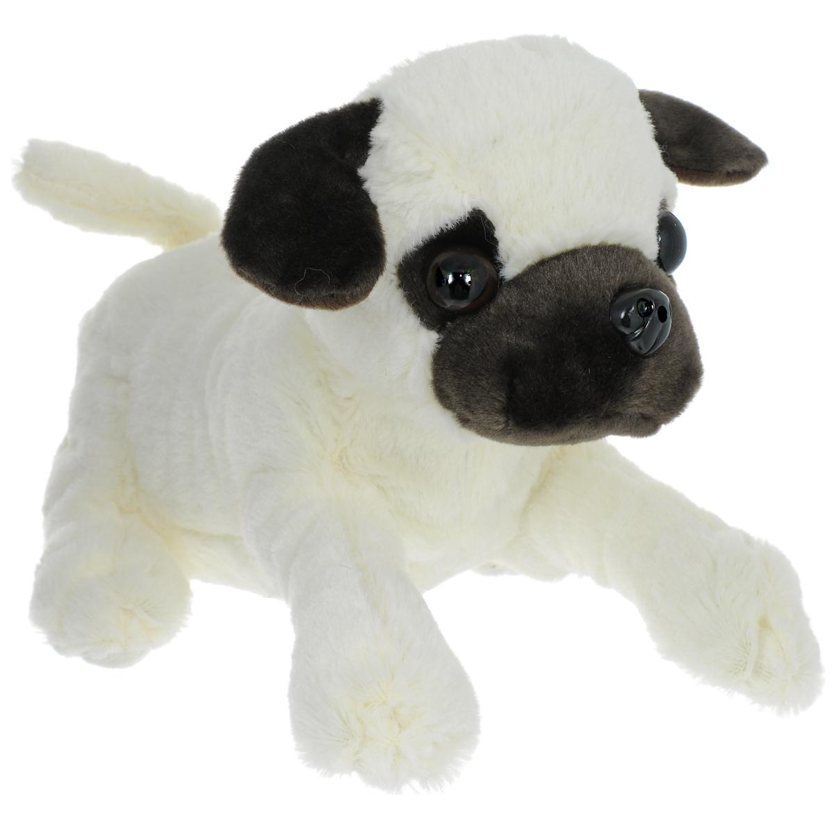 Интерактивная игрушка Fluffy Family Пес Тимка интерактивная игрушка fluffy family бобер повторяшка от 3 лет 681012 коричневый