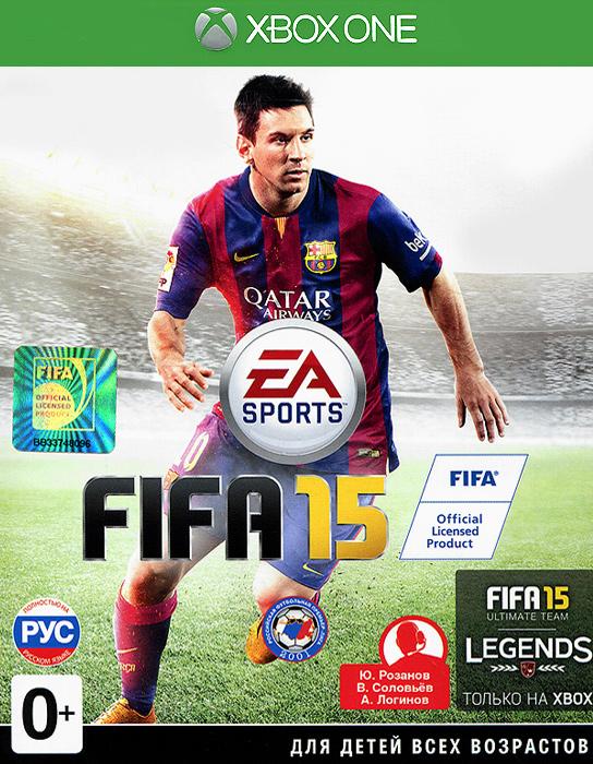 FIFA 15 (Xbox One), EA Canada