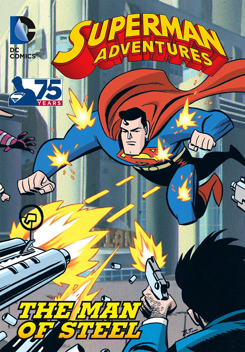 Superman Adventures: The Man of Steel dayle a c the adventures of sherlock holmes рассказы на английском языке