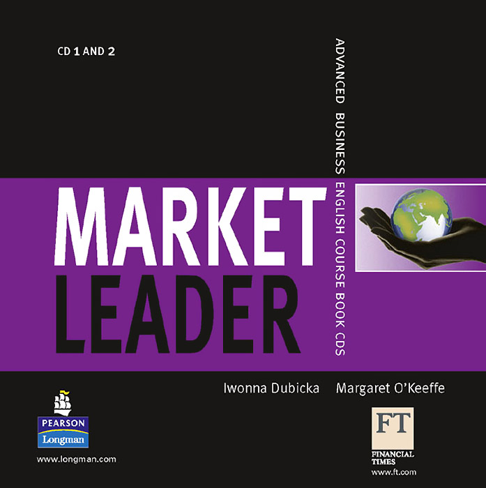 Market Leader: Advanced: Business English Course Book (аудиокурс на 2 CD) market leader pre intermediate business english course book cd rom cd