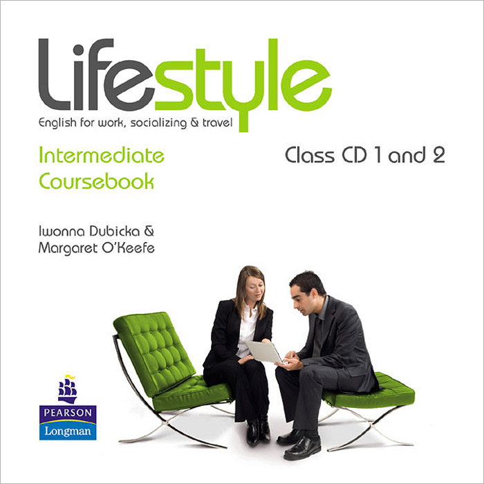 Lifestyle: Intermediate: Coursebook (аудиокурс на 2 CD) global elementary coursebook with eworkbook pack