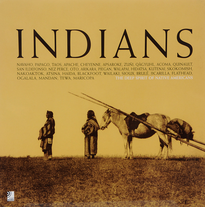 Indians. The Deep Spirit of the Native Americans (+ 2 CD)