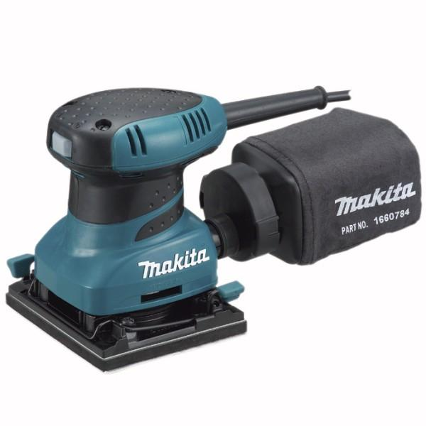 Шлифмашина вибрационная Makita BO4556 купить щетку на перфоратор макита