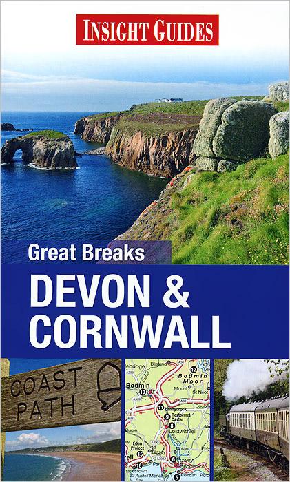 Insight Guides: Great Breaks Devon & Cornwall insight guides great breaks bath