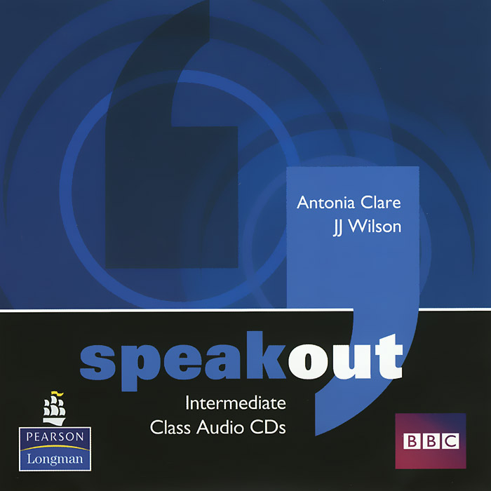 Speakout: Intermediate: Class Audio CDs (аудиокурс на 2 )
