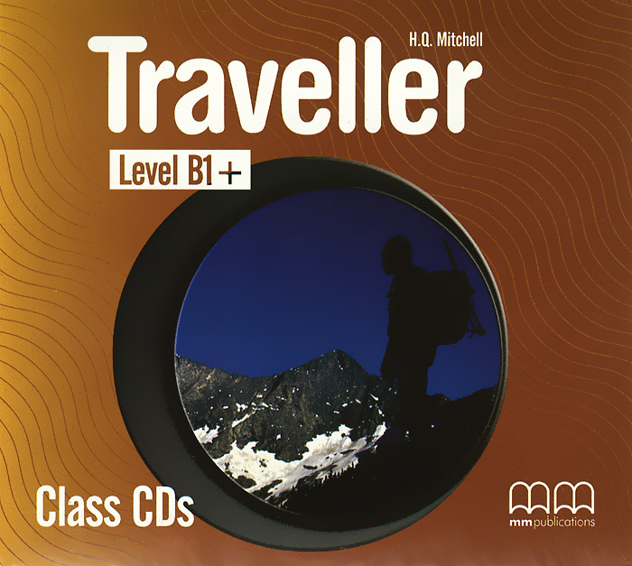 Traveller: Level B1+: Class CDs (аудиокурс на 2 CD) cosmic level b1 class cds аудиокурс на 2 cd