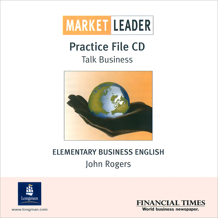 Market Leader: Elementary Business English: Practice File (аудиокурс CD) market leader intermediate business english practice file аудиокурс cd