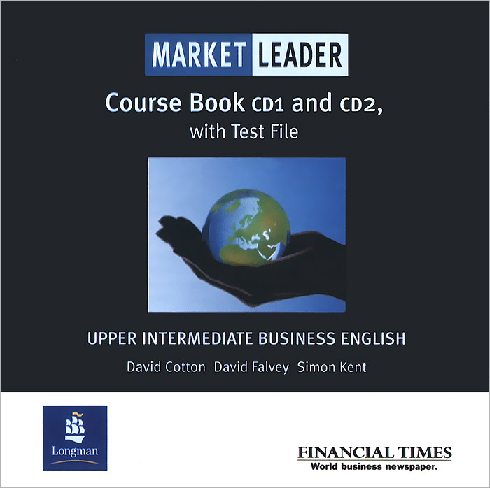 Upper Intermediate Business English: Course Book with Test File (Аудиокурс на 2 CD) cambridge english business benchmark upper intermediate business vantage student s book