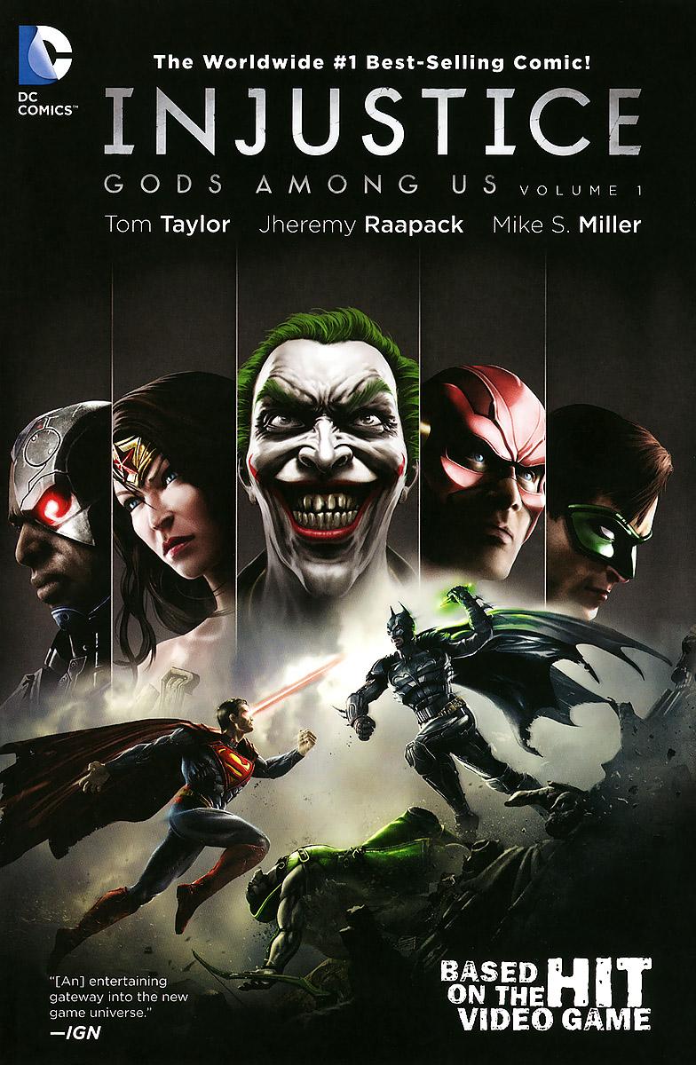 Injustice: Gods Among Us: Volume 1