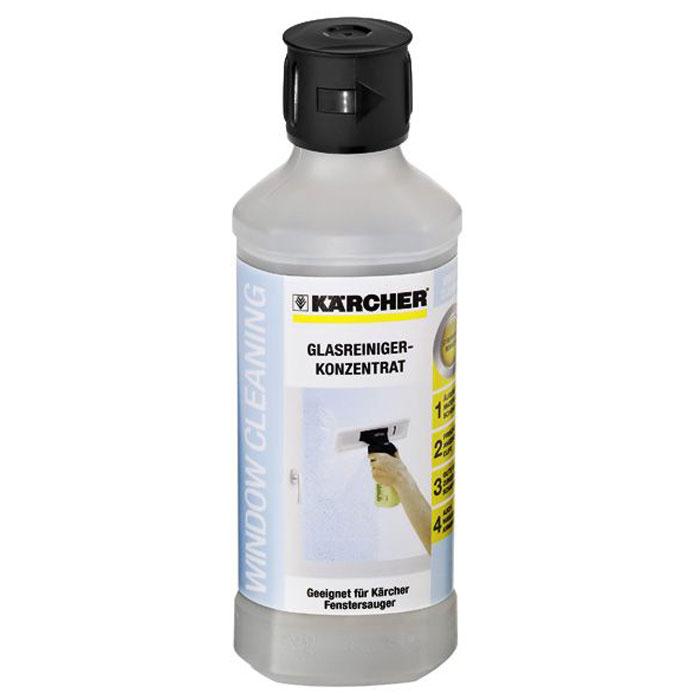 Средство для чистки окон Karcher RM 500 6.295-796.0 средство для чистки стекла karcher ca 40 r 500 мл