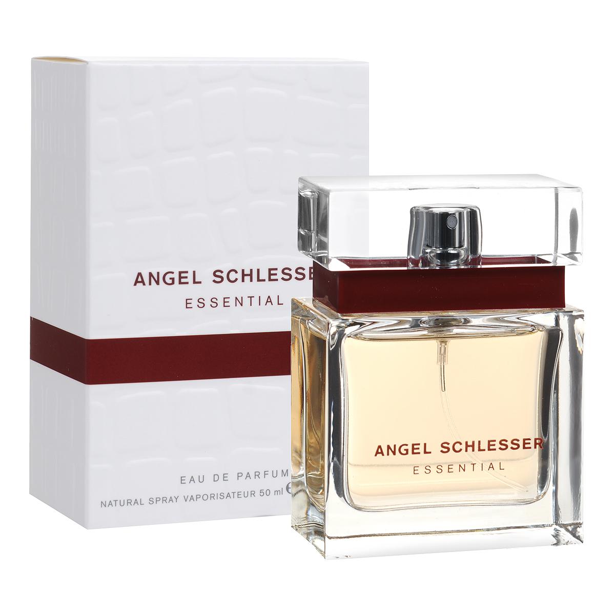 Angel Schlesser Парфюмерная вода Essential, женская, 50 мл25731Женский аромат Angel Schlesser Essential создан для современной, уверенной в себе женщины, которая следит за новыми тенденциями в мире моды и парфюмерии. Он посвящен элегантной, соблазнительной и неповторимой женщине. Она обладает яркой маняще-откровенной красотой, но в то же время скрывает в себе неразрешимую притягательную тайну. Эта тайна делает ее особенной, непохожей на других, наполняя сосуд ее красоты бесконечным и драгоценным содержанием.Классификация аромата: цветочно-фруктовый.Пирамида аромата:Верхние ноты: бергамот, красная смородина, свежесть фруктов.Ноты сердца: болгарская роза, пион, фрезия, фиалка..Ноты шлейфа:мускус, ветивер, сандал. Ключевые слованежный, свежий! Самый популярный вид парфюмерной продукции на сегодняшний день - парфюмерная вода. Это объясняется оптимальным балансом цены и качества - с одной стороны, достаточно высокая концентрация экстракта (10-20% при 90% спирте), с другой - более доступная, по сравнению с духами, цена. У многих фирм парфюмерная вода - самый высокий по концентрации экстракта вид товара, т.к. далеко не все производители считают нужным (или возможным) выпускать свои ароматы в виде духов. Как правило, парфюмерная вода всегда в спрее-пульверизаторе, что удобно для использования и транспортировки. Так что если духи по какой-либо причине приобрести нельзя, парфюмерная вода, безусловно, - самая лучшая им замена.Товар сертифицирован.