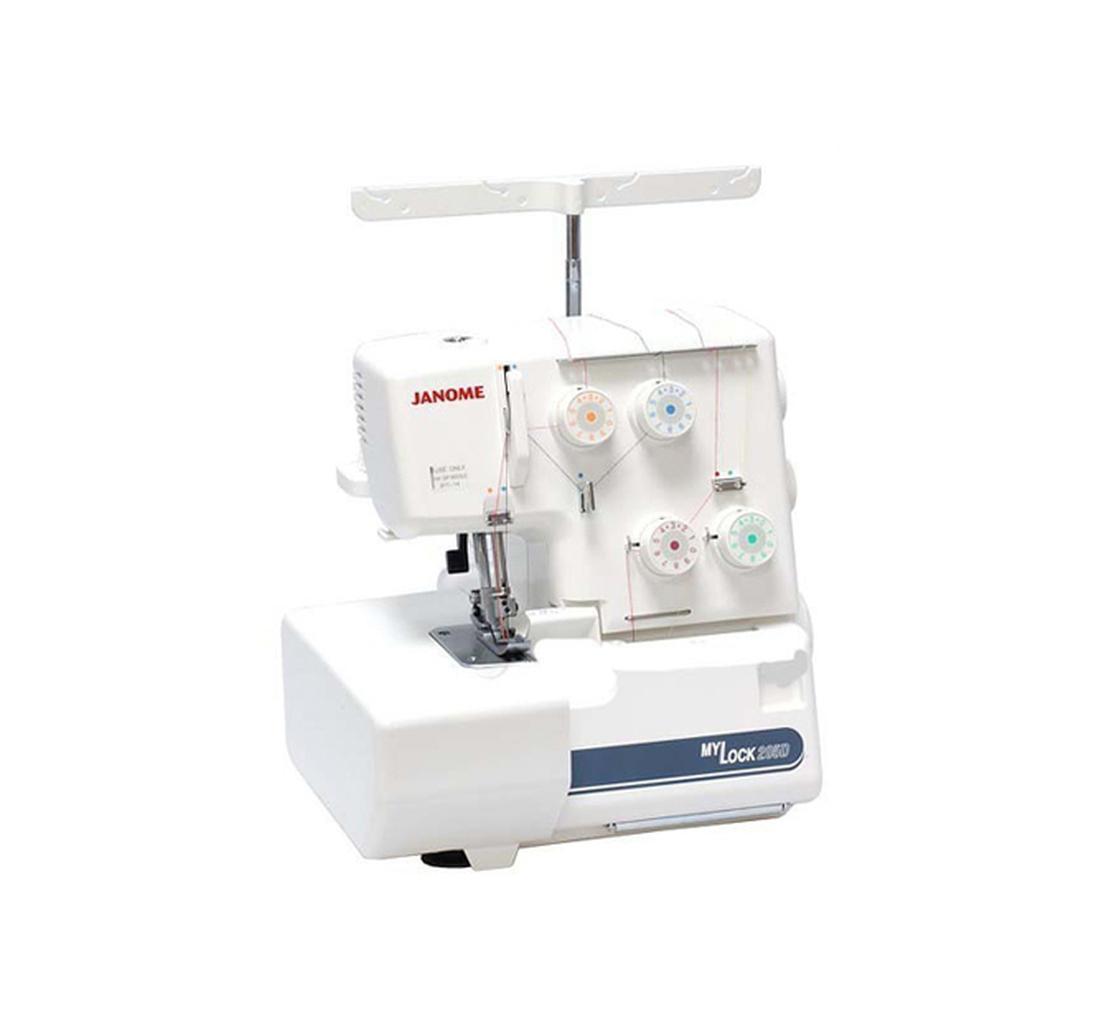 Janome ML205D оверлокML205DОверлок Janome ML 205D – это профессиональная машина для трех- или четырехниточной обработки края ткани.Виды швов: 3-х ниточный ролевый подрубочный шов, 3-х ниточный ролевый шов, 3-х ниточный сверхэластичный оверлочный шов, 3-х ниточный узкий и широкий оверлочный шов, 3-х ниточный узкий и широкий плоский шов, 4-х ниточный оверлочный шов с укрепительной строчкой.