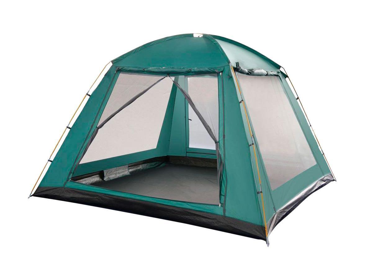 Тент Greenell Норма, цвет: зеленый23-303-00Дачный тент Greenell Норма с дном. Все входы и окна имеют противомоскитную сетку. Стенки дублируются непромокаемой тканью. Имеет два входа, что очень удобно.Характеристики: Размер тента в разложенном виде (ДхШхВ): 300 см х 300 см х 225 см. Наружный тент: Poly Taffeta 190T PU 3000 мм. Материал дна: терпаулинг 120 г/м2. Каркас:дуги из фибергласса диаметром 11 мм. Вес:7900 г. Размер в сложенном виде: 63 см х 20 см х 20 см. Изготовитель:Китай. Артикул: 23-303-00.