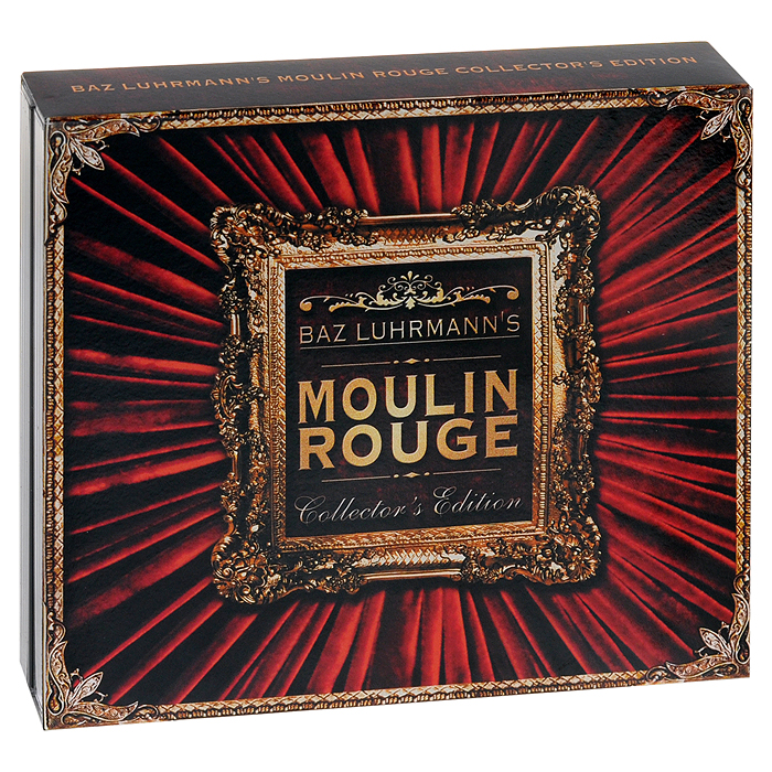 Фото - Moulin Rouge. Baz Luhrmann's Film Collector's Edition (2 CD) cd led zeppelin ii deluxe edition