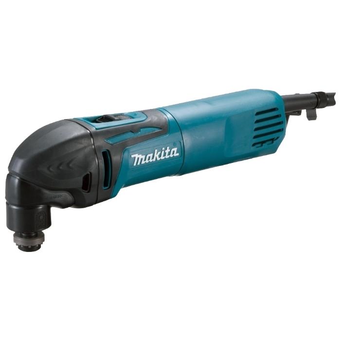 Многофункциональный инструмент Makita TM3000CX3 полотно пильное makita 400мм p 05066