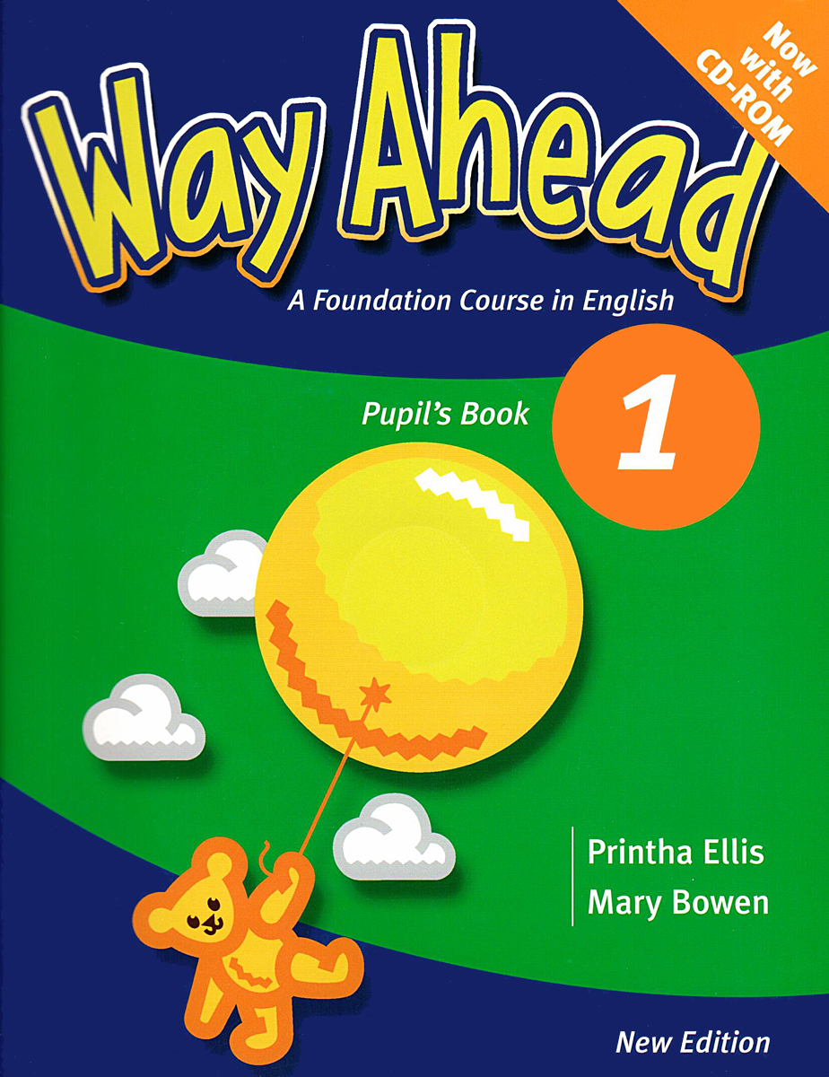 Way Ahead 1: Pupil's Book (+ CD-ROM)