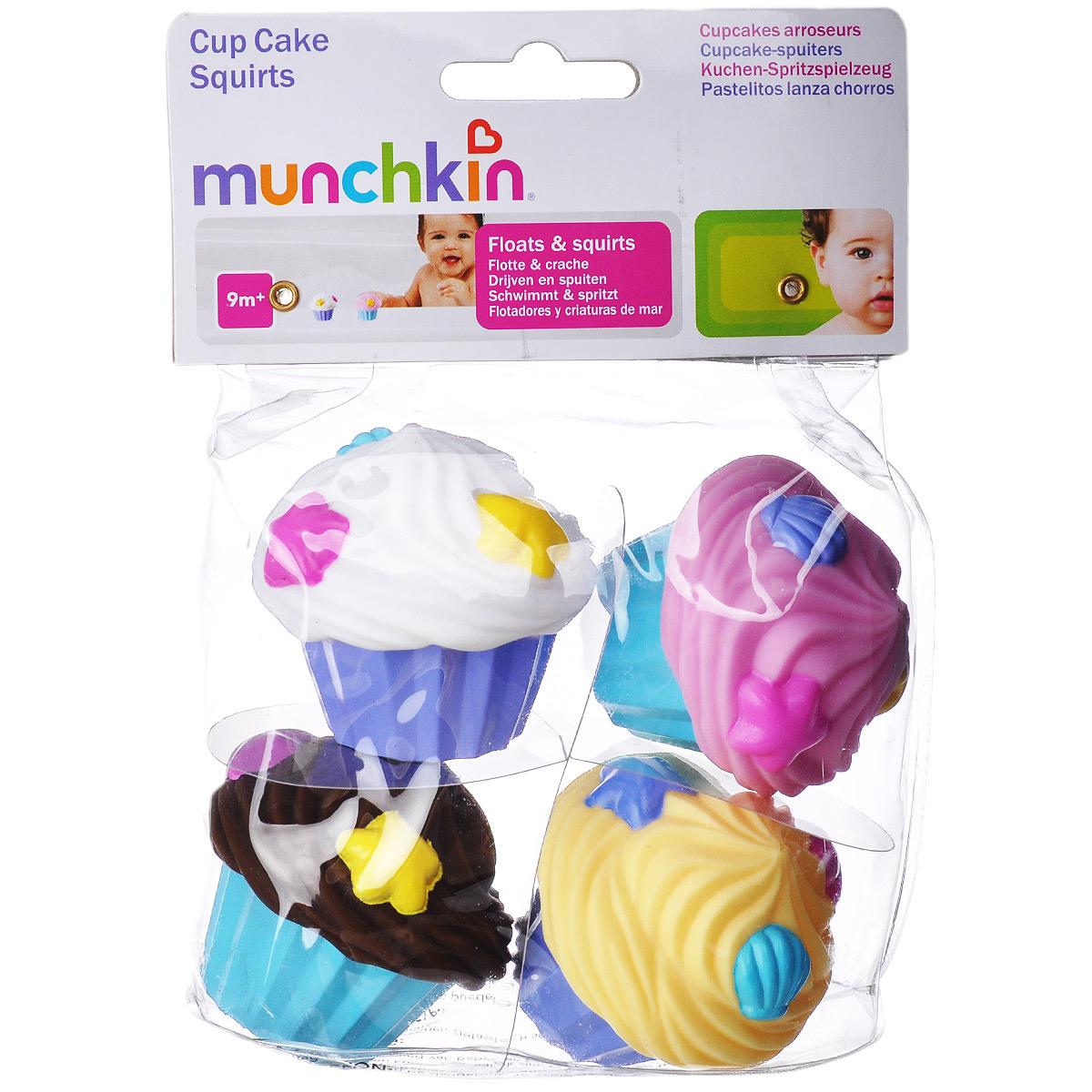 Игровой набор для ванны Munchkin Кексики игровые наборы игруша игровой набор кухня