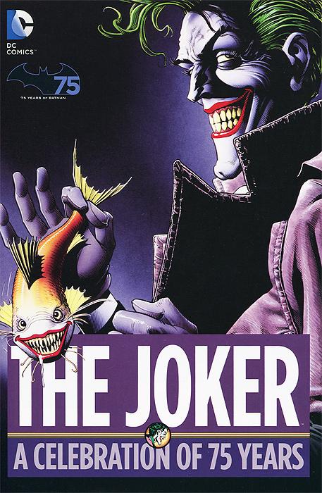 The Joker: A Celebration of 75 Years batman detective comics volume 9 gordon at war
