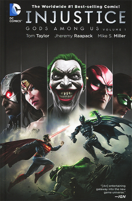 Injustice: Gods Among Us: Volume 1 greg pak batman superman volume 1 cross world