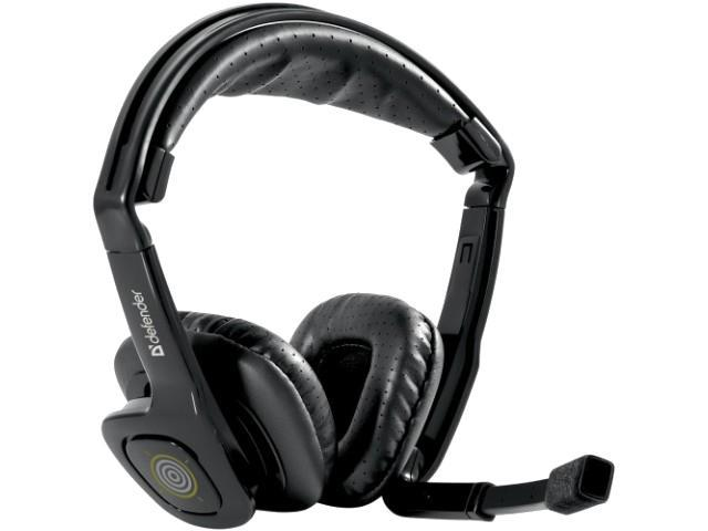 Defender Warhead HN-G150 игровые наушникиWarhead HN-G150Компьютерные наушники Defender Warhead HN-G150 - прекрасное сочетание объемного звука и вибрации. Наушники созданы для просмотра фильмов, прослушивания музыки и компьютерных игр. Для того чтобы включить функцию объемного звучания и получать максимальное удовольствие от игр, требуется установить драйвер.