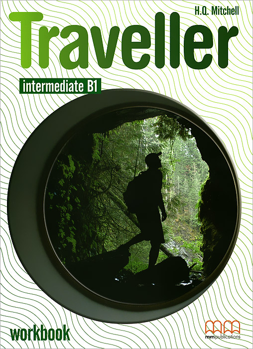 Traveller: Intermediate B1: Workbook (+ CD-ROM)